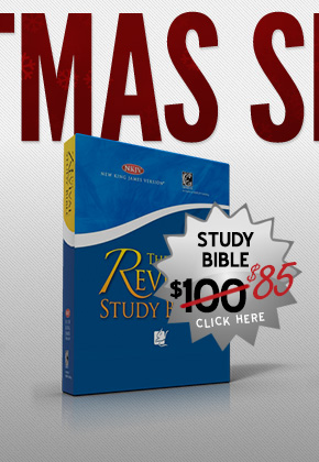 Revival Study Bible - $80